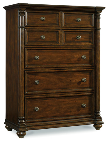 Image of Leesburg Five Drawer Chest