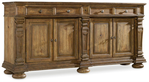 Hooker Furniture - Sanctuary Brighton Buffet - 5401-75903