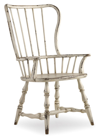 Image of Sanctuary Brighton Spindle Back Arm Chair