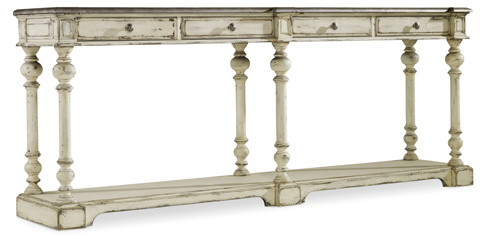 Hooker Furniture - Sanctuary Brighton Hall Console Table - 5403-85001