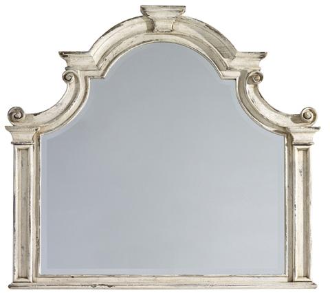 Image of Sanctuary Brighton Shaped Mirror