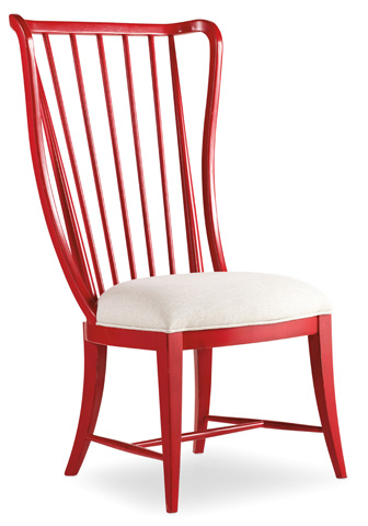 Hooker Furniture - Sanctuary Brighton Tall Spindle Side Chair - 5404-75410
