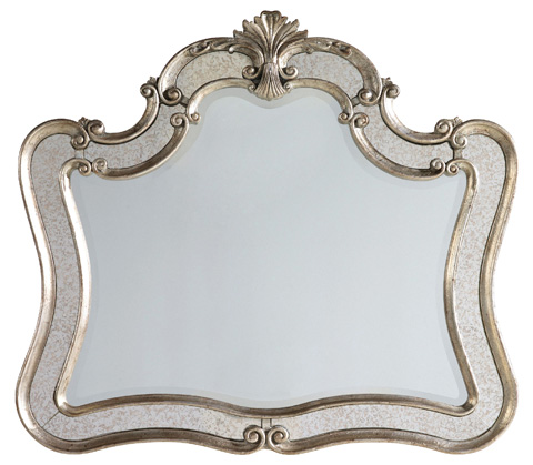 Image of Sanctuary Bardot Shaped Mirror