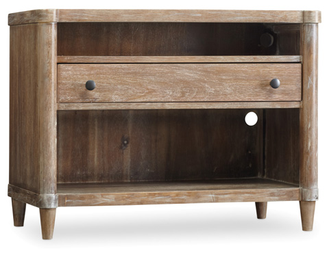 Image of Elin One Drawer Nightstand