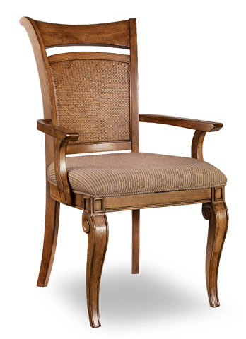 Image of Windward Raffia Arm Chair