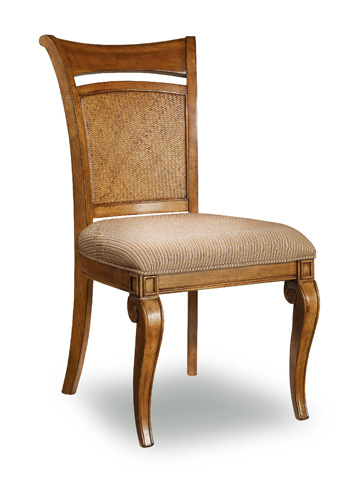 Hooker Furniture - Windward Raffia Side Chair - 1125-76410