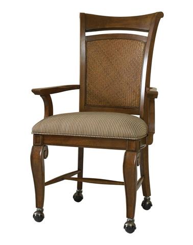 Hooker Furniture - Windward Castered Arm Chair - 1125-76601
