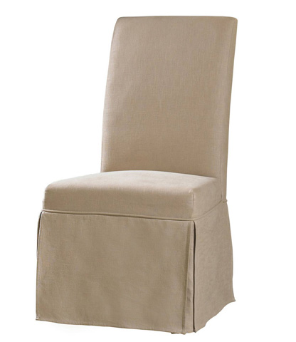 Hooker Furniture - Clarice Skirted Chair - 200-36-072