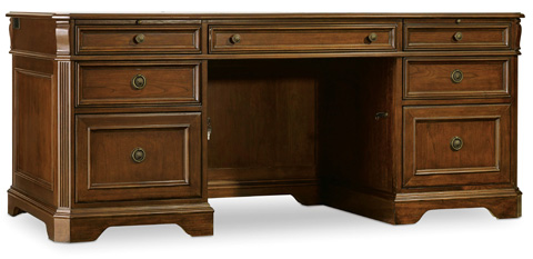 Image of Brookhaven Executive Desk