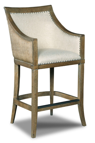 Hooker Furniture - Sea Breeze Tropical Barstool - 300-20007