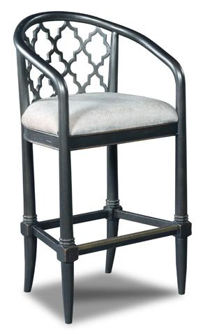 Hooker Furniture - Cosmopolitan Geometric Transitional Barstool - 300-20011