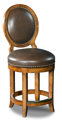 Hooker Furniture - Mojito Oval Back Counter Stool - 300-25003