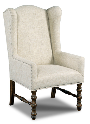 Hooker Furniture - Host Wing Back Dining Chair - 300-350126