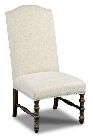 Hooker Furniture - Upholstered Armless Dining Chair - 300-350127