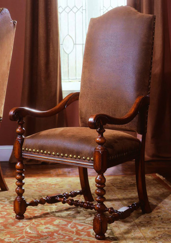 Image of Waverly Place Upholstered Arm Chair