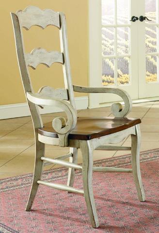 Hooker Furniture - Summerglen Ladderback Arm Chair - 479-75-400