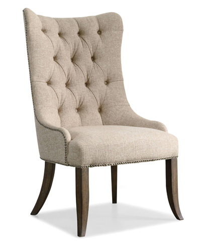 Hooker Furniture - Rhapsody Tufted Dining Chair - 5070-75511
