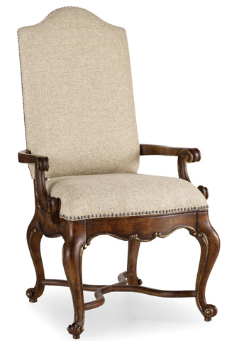 Image of Adagio Upholstered Arm Chair