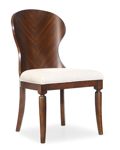Image of Palisade Wood Back Side Chair