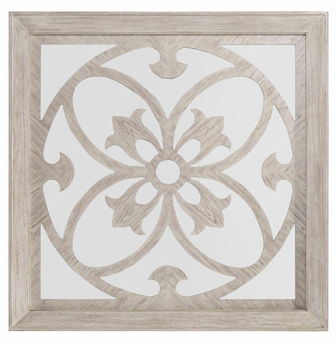 Hooker Furniture - Sunset Point Decorative Square Mirror - 5325-50004
