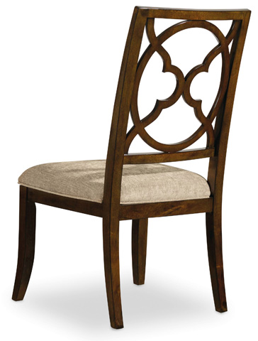 Hooker Furniture - Skyline Fretback Side Chair - 5336-75310