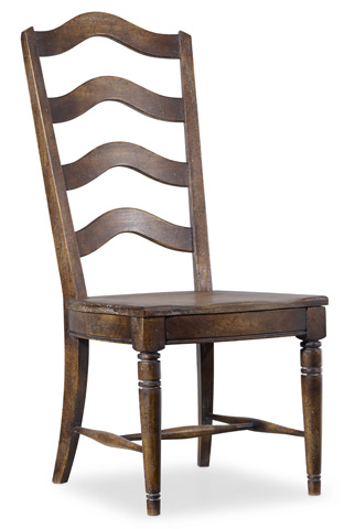 Image of Willow Bend Ladderback Side Chair