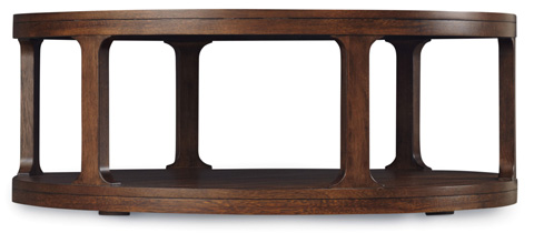 Hooker Furniture - Studio 7H Small Batch Round Cocktail Table - 5388-80111