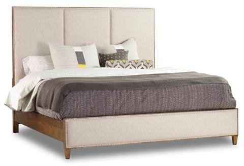 Hooker Furniture - Studio 7H Aon King Upholstered Panel Bed - 5398-90266