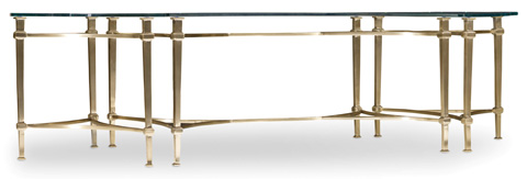 Hooker Furniture - Highland Park Rectangle Cocktail Table - 5443-80110