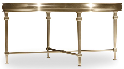 Image of Highland Park Round Cocktail Table