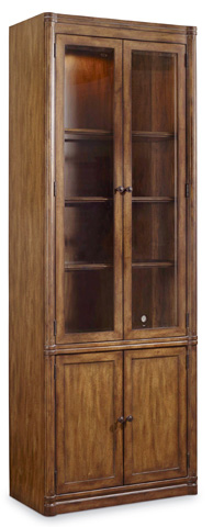 Image of Saint Armand Wall Curio Cabinet