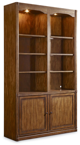 Image of Saint Armand Wall Bookcase
