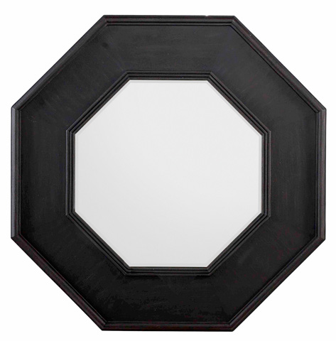 Image of Saint Armand Hexagon Mirror