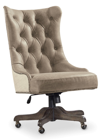 Image of Vintage West Executive Desk Chair