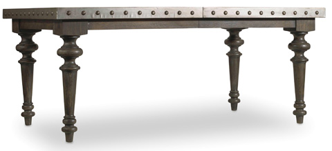 Image of Vintage West Rectangle Dining Table