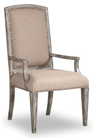 Hooker Furniture - True Vintage Upholstered Arm Chair - 5701-75400