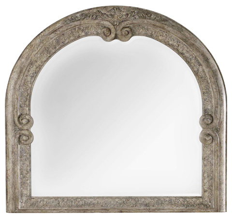 Image of True Vintage Arched Mirror