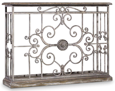 Hooker Furniture - Chatelet Metal Console - 5850-85001