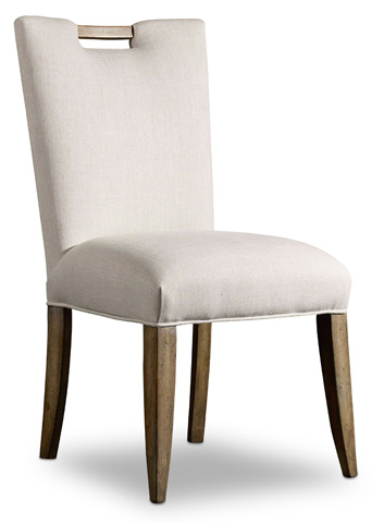 Image of Melange Barrett Upholstered Side Chair