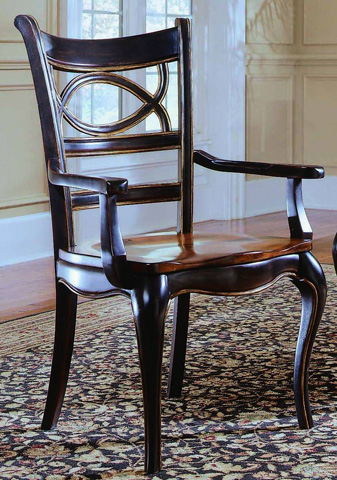 Image of Preston Ridge Oval Back Arm Chair