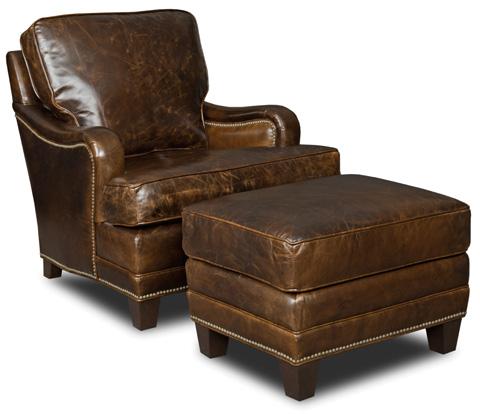 Hooker Furniture - Covington Parish Ottoman - CC403-OT-087