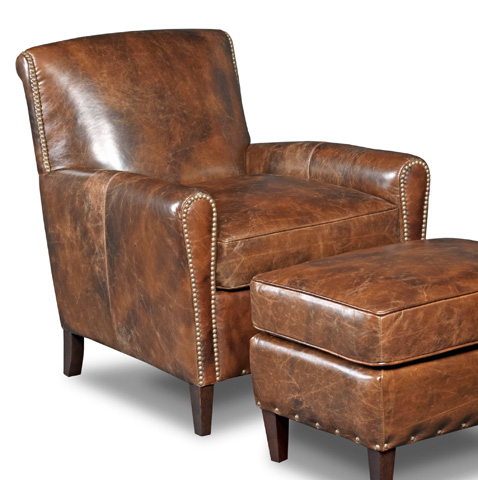 Hooker Furniture - Imperial Empire Club Chair - CC406-088