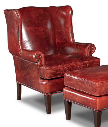 Hooker Furniture - Covington Bogue Club Chair - CC408-069