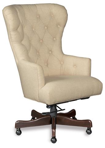 Hooker Furniture - Larkin Oat Home Office Chair - EC448-010