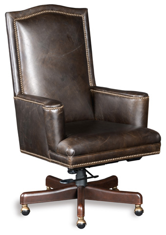 Hooker Furniture - Woodward Chanel Home Office Chair - EC451-087