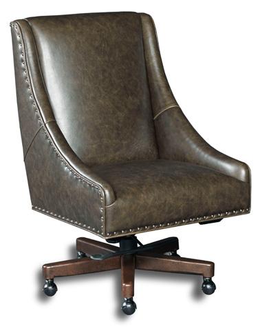 Hooker Furniture - Bronx Fudge Home Office Chair - EC456-089