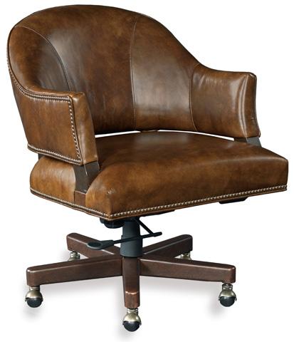 Hooker Furniture - Isadora Nut Home Office Chair - EC458-086