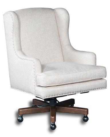 Hooker Furniture - Chateau Linen Home Office Chair - EC459-010