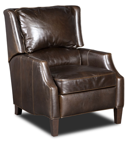 Hooker Furniture - Amazonica Walnut Recliner - RC147-088