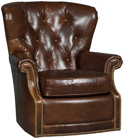 Hooker Furniture - Woodward Timber Swivel Chair - SS304-SW-087